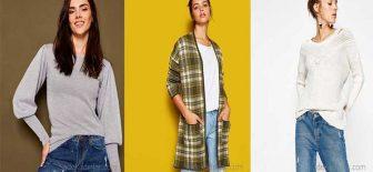Koton 2017 2018 Sonbahar Kış Koleksiyonu Kazak Ve Hırka Modelleri
