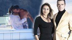 Murat Başoğlu ve Hande Bermek Kuşadası Adliyesi'nde Boşandı!