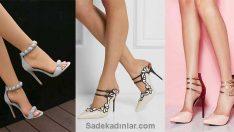 Topuklu Ayakkabı Modelleri İle Stilinize Şıklık Katın