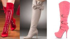 Çizme Modelleri Kış Sezonuna Şık Girmek İsteyenlerin Tercihi!
