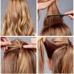 Günlük Saç Modelleri ve Yapılışları En Güzel Saç Modelleri