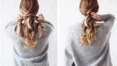 Pratik Kolay Saç Modelleri, Günlük Saç Modelleri ve Yapılışları