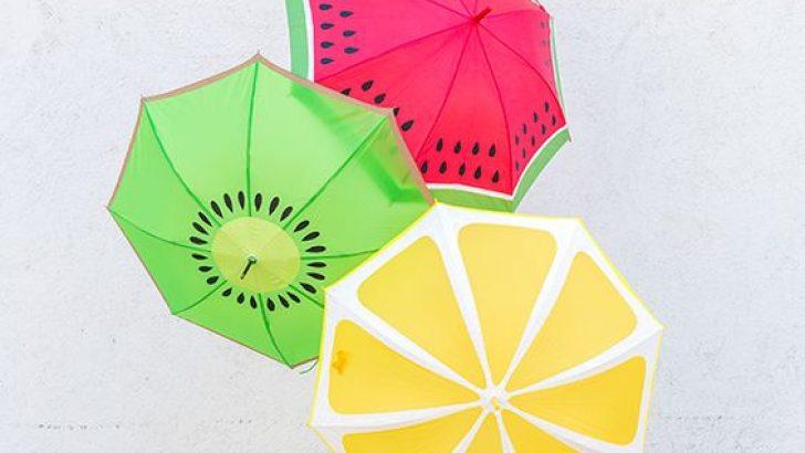 Şemsiye Modelleri İle Yağmurlu Havalarda Tarzınıza Renk Katın!