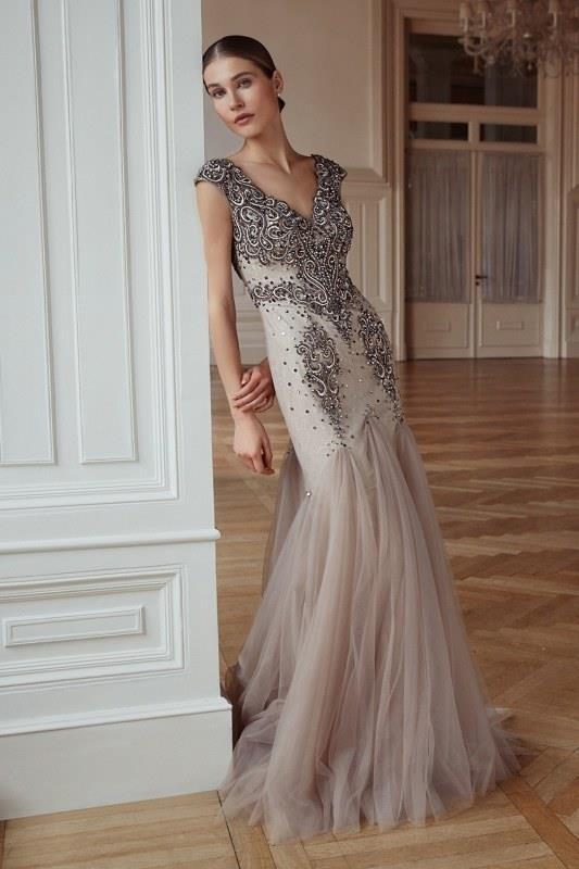 2020 Abiye Modelleri Ünlü Markaların Son Moda Gece Elbiseleri Viola Chan Premium