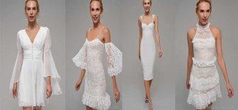 2018 Beyaz Abiye Elbise Modelleri İle Gecenin Yıldızı Olabilirsiniz!