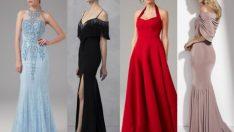 2018 Abiye Modelleri Ünlü Markaların Şık Gece Elbiseleri