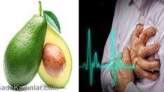Avokado Tüketin Kalp Krizi Riskini Azaltın!