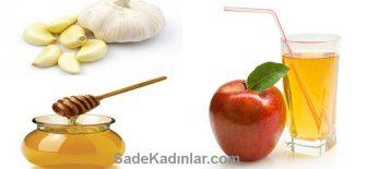 Doğal Antibiyotik Bu Mucize Karışım Hastalıklardan Koruyor!