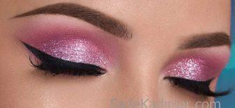 Dumanlı Göz Makyajı İle Gizemli ve Çekici Bakışlara Sahip Olun!