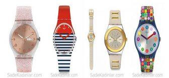 Swatch Bayan Saat Modelleri İle Tarzınızı Belirleyin!