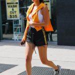 Sokak Modasının Dahileri: Bella Ve Gigi Hadid Kardeşlerin Spor Kıyafet Kombinleri