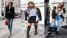 2018 – 2019 Sokak Modası – Stil Trendleri