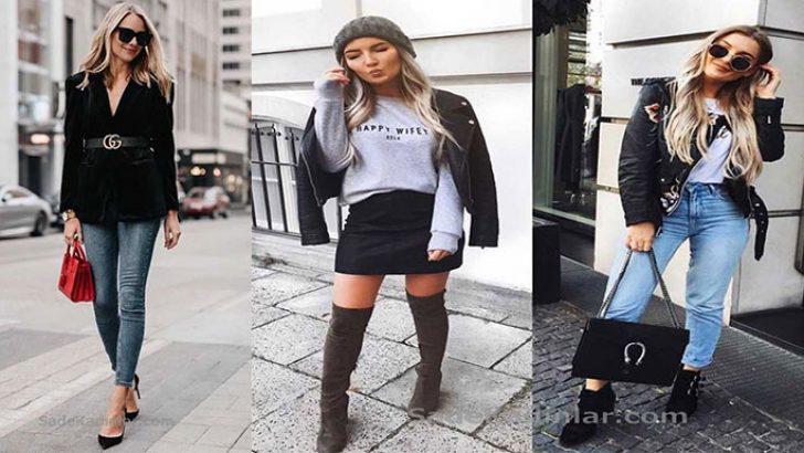fbcc95f3f8d0d 2018 – 2019 Sokak Modası – Stil Trendleri | SadeKadınlar, Kıyafet ...