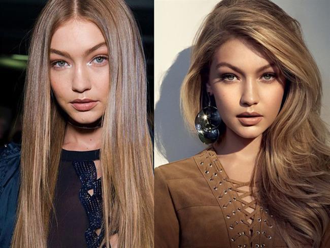 2018 Saç Modelleri Kadınlar İçin - Saç Kesimi ve Saç Rengi Fikirleri Uzun Saçlar