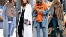 2018 Sokak Modası Yükselen Kombin Trendleri