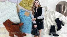 2019 Kış Kombinleri Son Moda Kışlık Bayan Giyim ve Kazak Modelleri