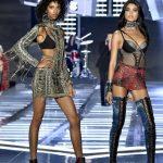 2017 Victoria's Secret Show Aiden Curtis and Daniela Braga