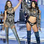 2017 Victoria's Secret Show Alessandra Ambrosio and Lily Aldridge