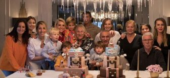 Esra Erol'Un Oğlu Ömer'in Doğum Günü Kutlaması