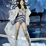 2017 Victoria's Secret Show Ming Xi