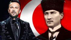Tarkan'ın 10 Kasım Videosuna Sosyal Medyadan Beğeni Yağıyor!