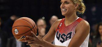 WNBA Yıldızı Amerikalı Basketbolcu Kız Arkadaşıyla Evlendi!