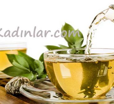 Yeşil Çay İle Boyun Kırışıklıklarını Ortadan Kaldırın!