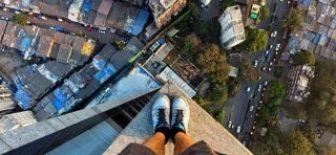 Yükseklik Korkusu Olarak Bilinen Akrofobi Nedir?
