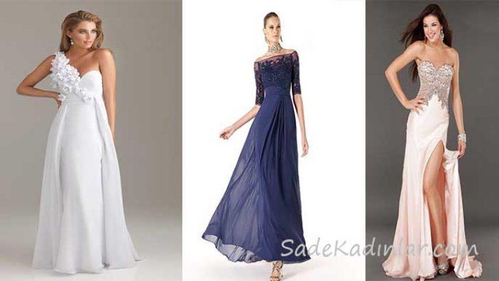 2018 Abiye Elbise Modelleri En Gözde ve Şık Parçalar