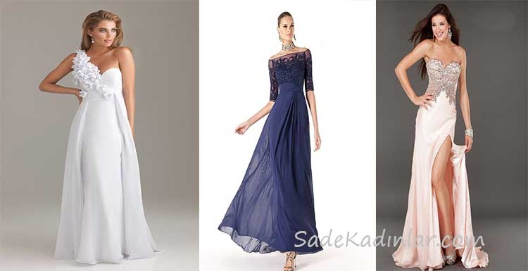 2020 Abiye Elbise Modelleri En Gözde ve Şık Parçalar