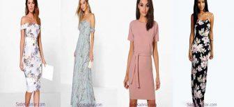 2018 Günlük Elbise Modelleri Rahat Yazlık Elbiseler