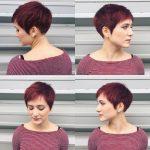 2018 Kısa Saç Modelleri Pixie Saç Modeli Saç Kesimleri Michelle Williams inspired pageboy haircut