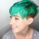 2018 Kısa Saç Modelleri Pixie Saç Modeli Saç Kesimleri aqua pixie haircut