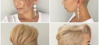 2018 Kısa Saç Modelleri Pixie Saç Modeli ve Saç Kesimleri