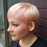 2018 Kısa Saç Modelleri Pixie Saç Modeli Saç Kesimleri edgy long textured pixie haircut