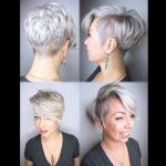 2021 En Tarz Kısa Saç Kesimleri ve Pixie Saç Modelleri