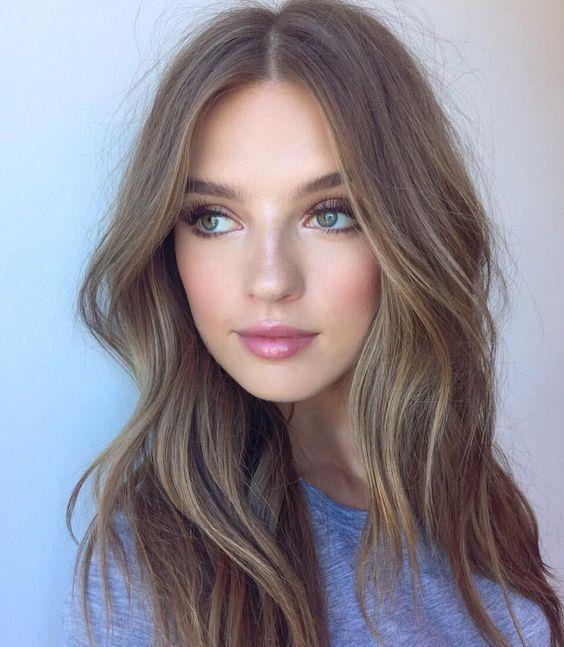 2018 Saç Renkleri Ve Modelleri Ile Yeni Yıla Hazır Olun