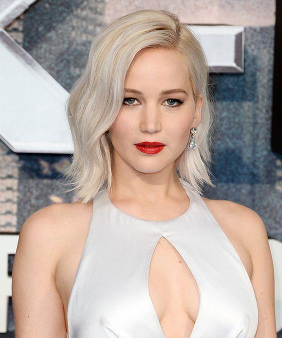 2018 Trend Saç Renkleri Beyaz Platin Ile Yeni Yıla Hazır Olun