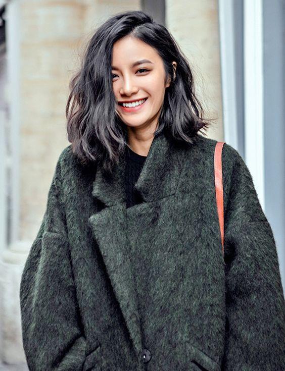 2018 Trend Saç Renkleri Canlı Siyah İle Yeni Yıla Hazır Olun!