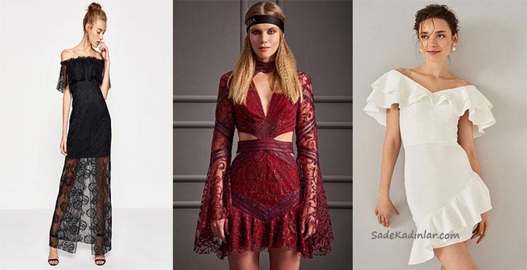 Elbise Modelleri Ünlü Markaların En Şık Yılbaşı Tasarımları