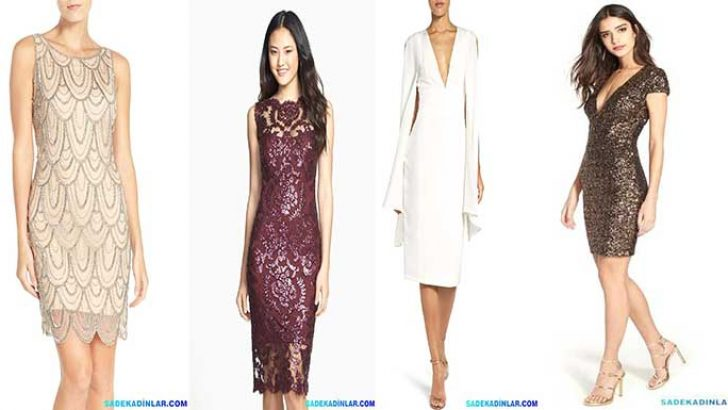 En Dikkat Çeken 2018 Abiye Modelleri ve Gece Elbiseleri