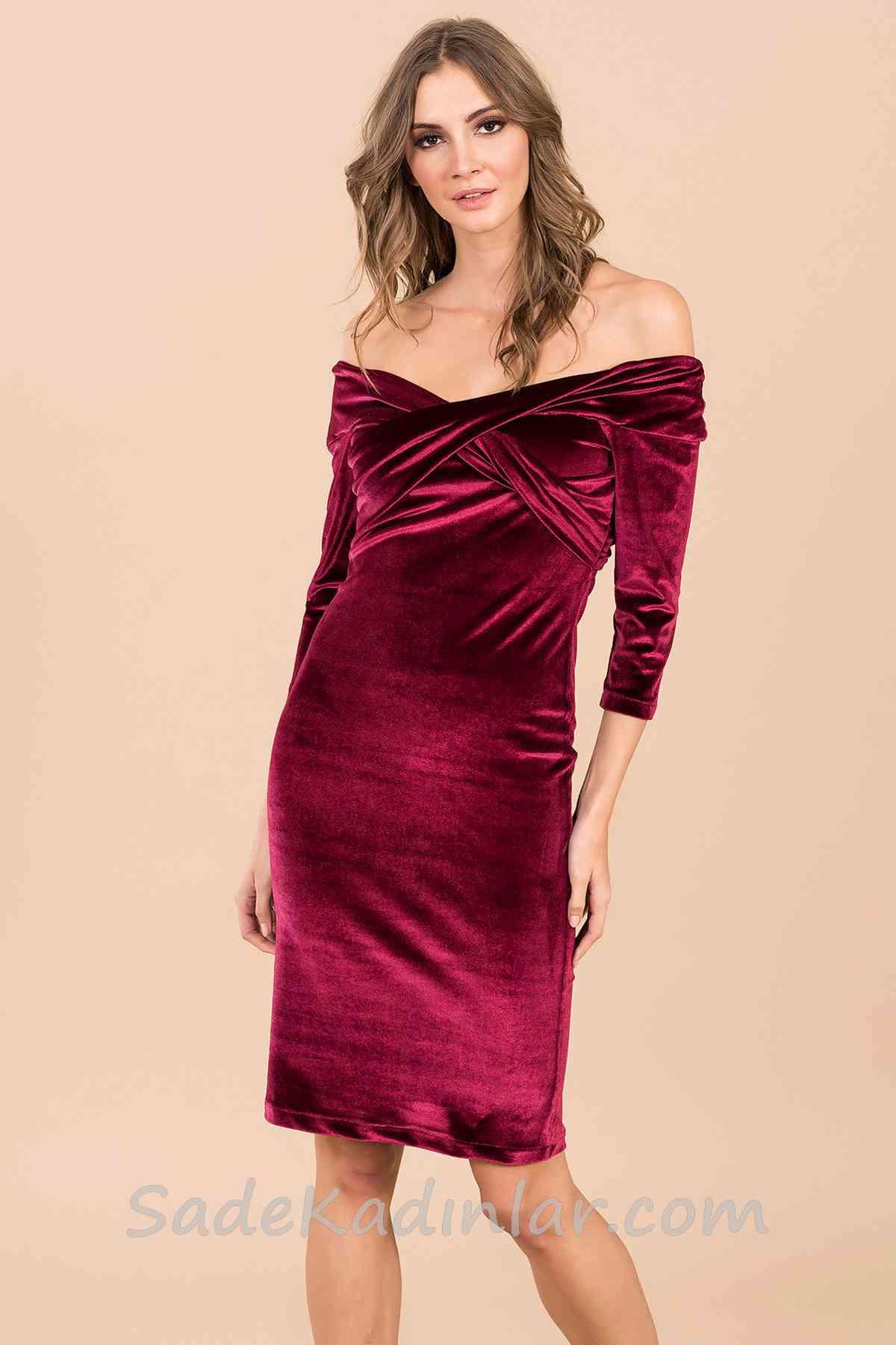 2019 Modası: Omuz Dekoltesine Uygun Saçlar