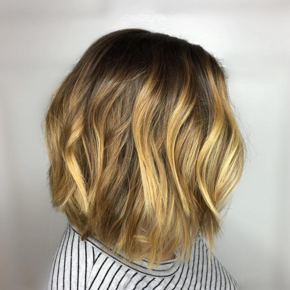 2019 Çekici Kıvırcık Saç Modelleri ve Renkleri