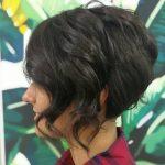 Kısa Saç Modelleri kısa dalgalı saç kesimleri textured pixie cut