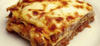 Lazanya Tarifi Dünyanın En Meşhur Yemeği Artık Türk Mutfaklarında