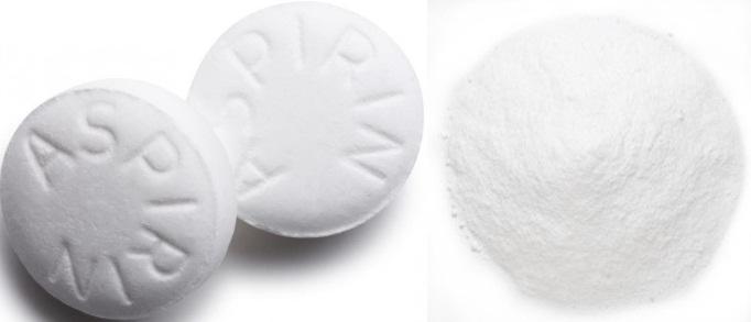 Saç Kepeğini Önlemek İçin Aspirin Yöntemi