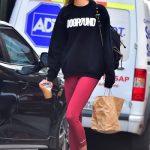 Ünlü Manken ve Modellerin Spor Giyim Stilleri Karlie Kloss