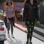 Ünlü Manken ve Modellerin Spor Giyim Stilleri Bergüzar Korel
