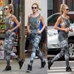 Ünlü Manken ve Modellerin Spor Giyim Stilleri Candice Swanepoel
