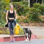 Ünlü Manken ve Modellerin Spor Giyim Stilleri Miley Cyrus
